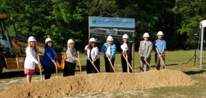 Ground Broken For New District 2 Elementary School