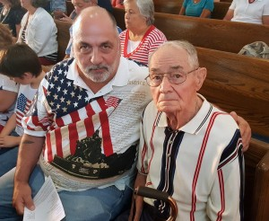 Memorial Day Service Held At Mt. Hermon