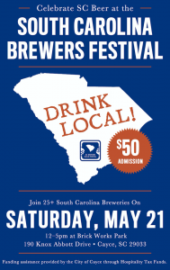 SC Brewers Festival is in Cayce Saturday