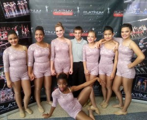 Busbee students win in national dance competition