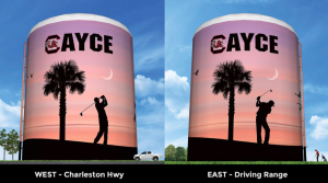 Cayce Gamecock mural painting set to begin on May 16