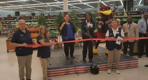 West Columbia Walmart holds Grand-Re-Opening, Friday
