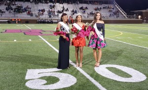 Selena Riley named Brookland-Cayce's Homecoming Queen