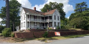 Joe Taylor plans to rehabilitate Shull Mansion in West Columbia