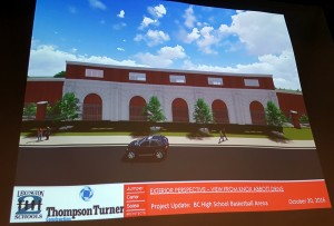 New BCHS Basketball Arena planned for Cayce Motel 6 site