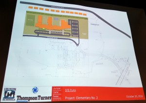 New elementary school plan moves from Henbet to Cougar Dr., by Northside Middle