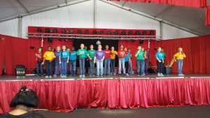 Saluda River's Arts Unlimited performs at the SC State Fair
