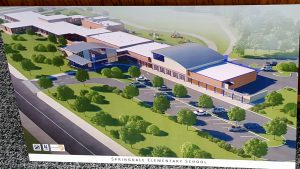 Renovation of Springdale approved- students moved to Davis for one year