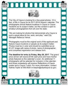 Cayce photogs