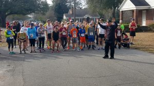 Brookland-Cayce Baseball 5k fundraiser was Saturday