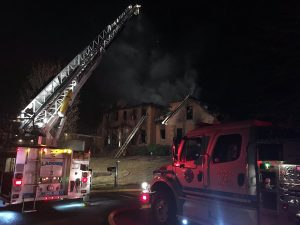 4 fatal fire victims identified
