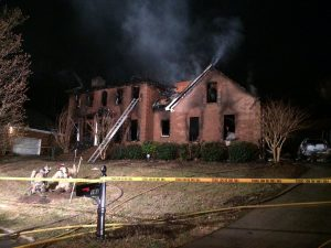 4 people die in Lexington County house fire