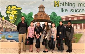 Northside Middle announces Students-of-the-Month