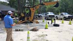 West Columbia highlights public works with Backhoe Rodeo