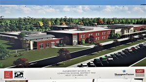 West Columbia City Council, Lexington Two Schools work together to facilitate new elementary school