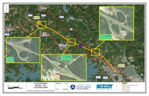 Plan to widen I-26 in a portion of Lexington County detailed at meeting
