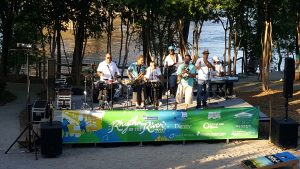Palmetto Latin 5 play next-to-the-last date of Spring Rhythm on the River concerts