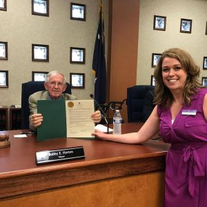 June proclaimed Alzheimer's Awareness Month by West Columbia City Council