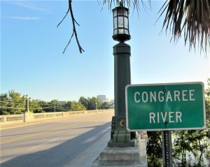 Congaree sign