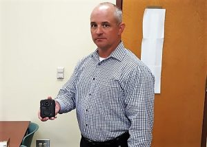 West Columbia Police receive body cameras, ready to put into service