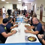 Local businesses hold luncheon for West Columbia first responders