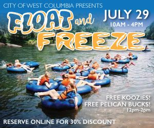 "West Columbia ""Float and Freeze"" is Saturday"