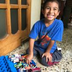 Bringing smiles and help