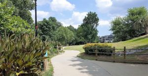 West Columbia Riverwalk and Amphitheater Parking Lot Open