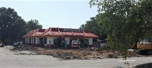 Cayce and West Columbia McDonald's closed for remodeling