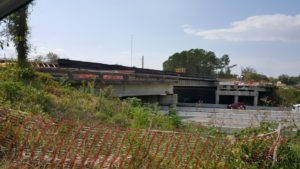 Leaphart Road Bridge on Schedule to open before end of the year