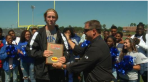 Airport High School's Paxton Brooks named Lexington 2 Student of the Year