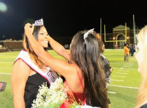 Janyia Coleman crowned Brookland-Cayce High School Homecoming Queen