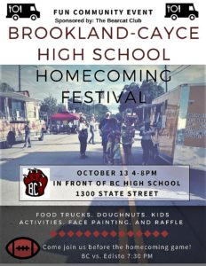 """Brookland-Cayce High School's """"Homecoming"""" party is Friday"""