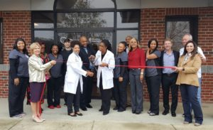 Carolina Sinus Center cuts the ribbon in West Columbia