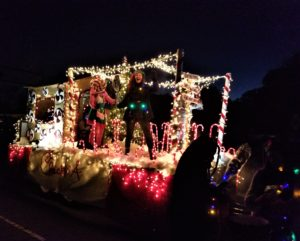 Winners in Cayce – West Columbia Chamber's Parade of Lights