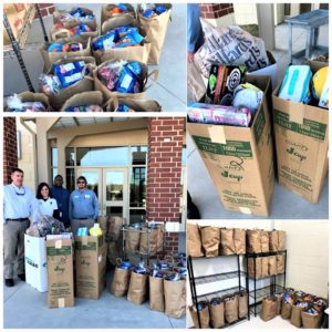 SCE&G, SCANA give Christmas meals to 25 Cayce Elementary families, toys too