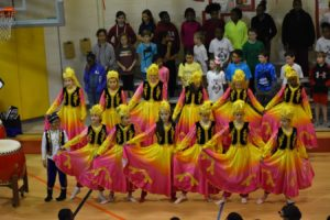 East Point Academy celebrates Chinese New Year