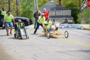 REMINDER – West Columbia's Kinetic Derby Day is Saturday