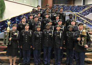 Airport High School's Army JROTC drill team places 3rd in the nation, at Army Nationals