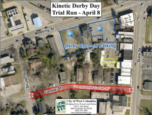 Kinetic Derby Day practice run set for Sunday in West Columbia