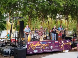 Rhythm on the River holds first concert of the spring series