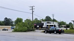 Storm causes power outage, damage to homes in Lexington County