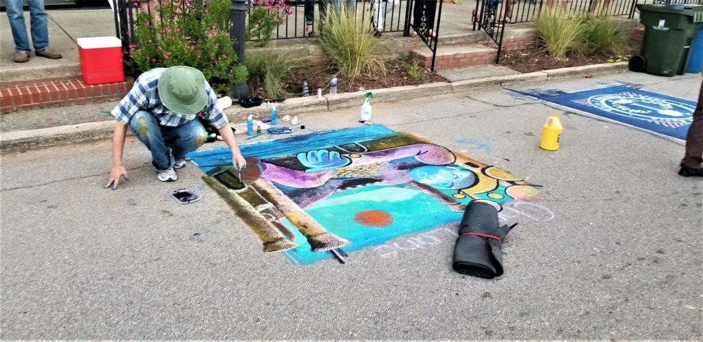 REMINDER – West Columbia hosting Art on State – Art Crawl, Friday
