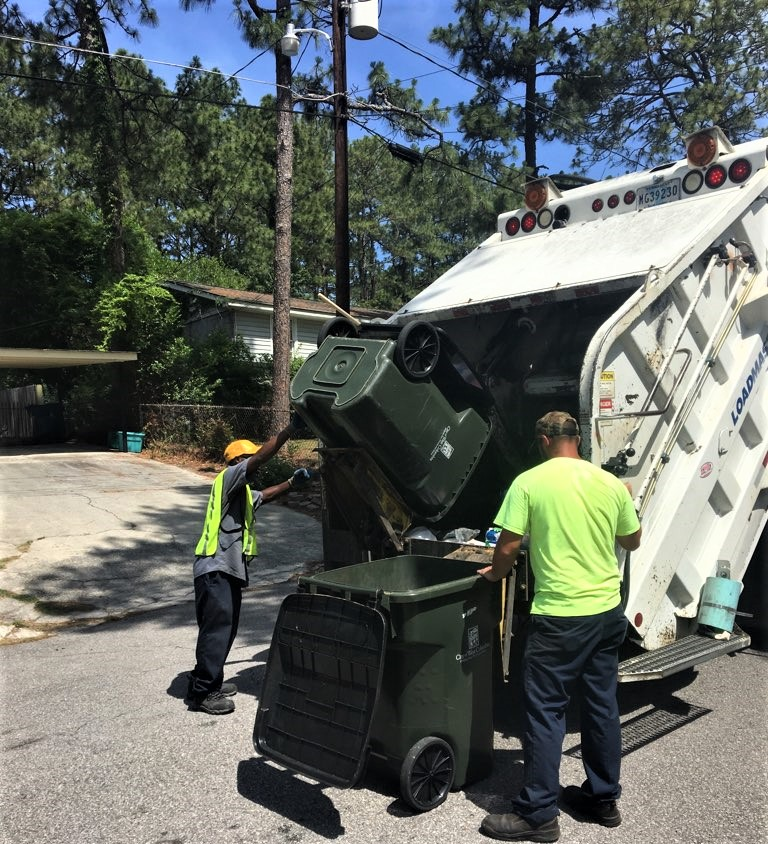 REMINDER: West Columbia garbage schedule altered during coronavirus crisis – Tues. and Thurs. pick-up