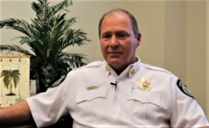 West Columbia Police Chief Dennis Tyndall says safety is a top priority