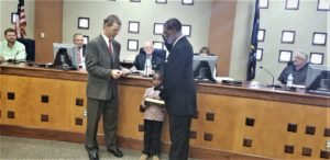 Mickey Pringle sworn in as West Columbia's newest member of city council