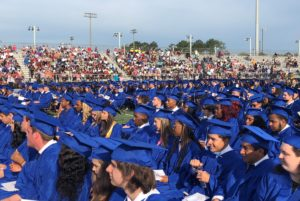 Airport High School holds graduation, Tuesday