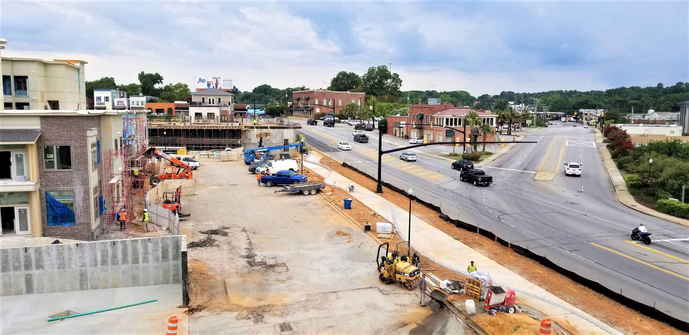 west columbia s brookland is ready to welcome its first residents