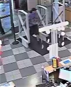 Indecent exposure at library, Lexington Police looking for suspect