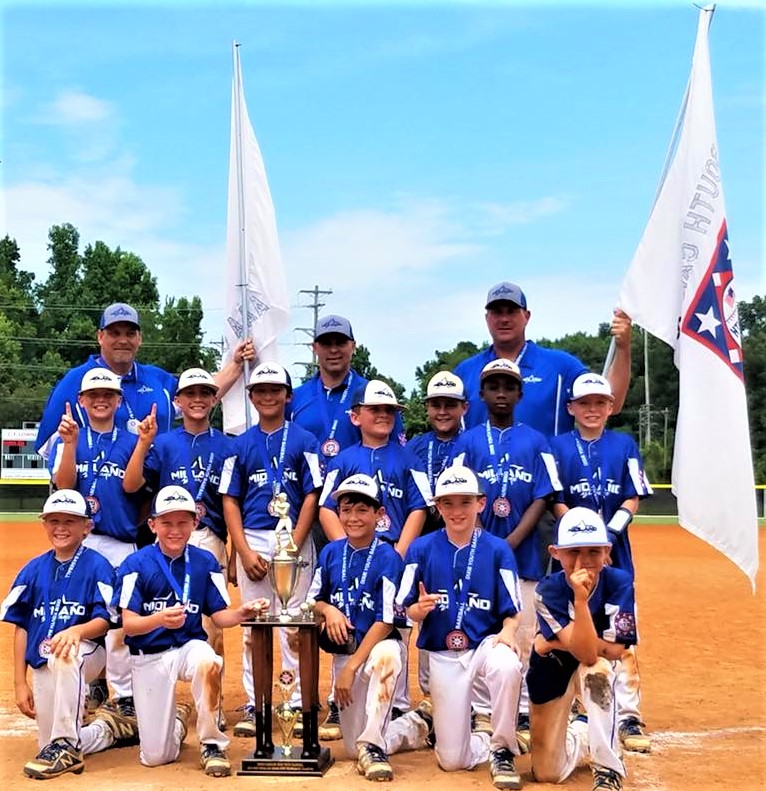 Midland Dixie Youth Minors baseball team going to World
